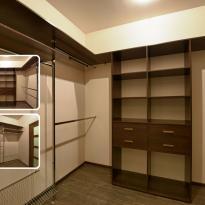 Шкафы-купе, гардеробные