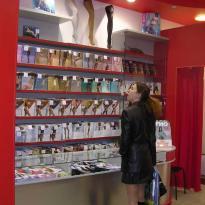 """Магазин нижнего женского белья """"Мир соблазна"""""""